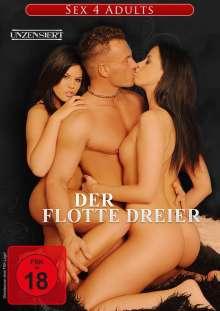 Der flotte Dreier, DVD