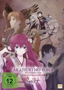 Akatsuki no Yona - Prinzessin der Morgendämmerung (Gesamtedition), 5 DVDs