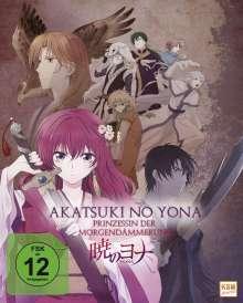 Akatsuki no Yona - Prinzessin der Morgendämmerung (Gesamtedition) (Blu-ray), 5 DVDs