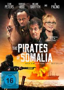 Pirates of Somalia, DVD