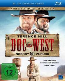 Doc West - Nobody ist zurück (Collectors Edition) (Blu-ray), Blu-ray Disc