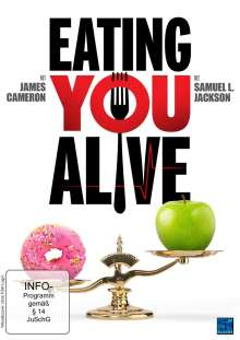 Eating you alive, DVD