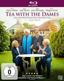 Tea with the Dames - Ein unvergesslicher Nachmittag (Blu-ray), Blu-ray Disc