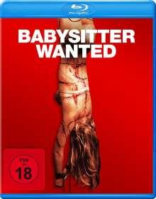 Babysitter Wanted (Blu-ray), Blu-ray Disc