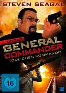 General Commander, DVD