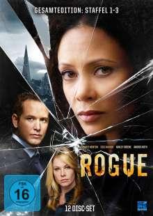 Rogue Staffel 1-3, 12 DVDs