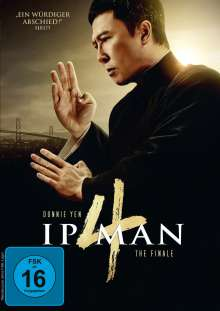 Ip Man 4: The Finale, DVD