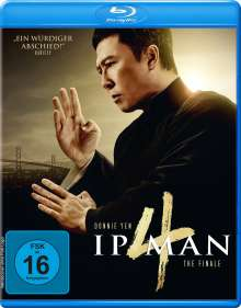 Ip Man 4: The Finale (Blu-ray), Blu-ray Disc