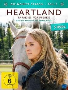 Heartland - Paradies für Pferde Staffel 9 Box 2, 3 DVDs