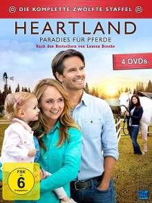 Heartland - Paradies für Pferde Staffel 12, 3 DVDs