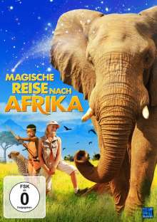 Magische Reise nach Afrika, DVD