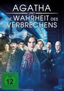 Agatha und die Wahrheit des Verbrechens, DVD