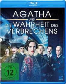Agatha und die Wahrheit des Verbrechens (Blu-ray), Blu-ray Disc