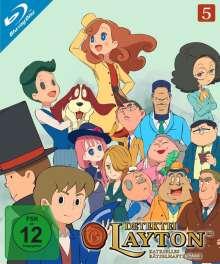 Detektei Layton - Katrielles rätselhafte Fälle Vol. 5 (Blu-ray), 2 Blu-ray Discs