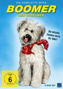 Boomer - Der Streuner (Komplette Serie), 4 DVDs