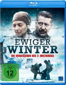 Ewiger Winter - Die Vergessenen des 2. Weltkriegs (Blu-ray), Blu-ray Disc
