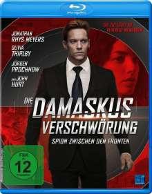 Die Damaskus Verschwörung (Blu-ray), Blu-ray Disc