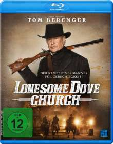 Lonesome Dove Church (Blu-ray), Blu-ray Disc