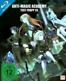 Anti Magic Academy - Test-Trupp 35 (Gesamtedition) (Blu-ray), 3 Blu-ray Discs