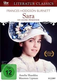 Sara, die kleine Prinzessin, 2 DVDs