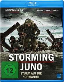 Storming Juno (Blu-ray), Blu-ray Disc