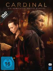 Cardinal Staffel 3, 2 DVDs