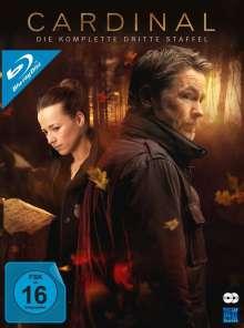 Cardinal Staffel 3 (Blu-ray), 2 Blu-ray Discs