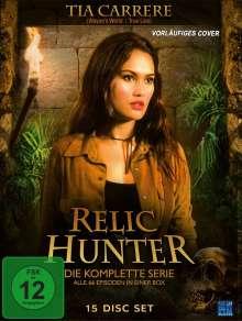 Relic Hunter (Komplette Serie), 15 DVDs