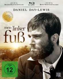 Mein linker Fuß (Blu-ray), Blu-ray Disc