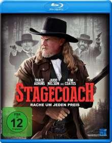 Stagecoach - Rache um jeden Preis (Blu-ray), Blu-ray Disc