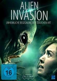 Alien Invasion, DVD