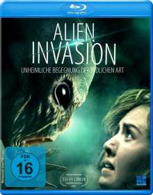Alien Invasion (Blu-ray), Blu-ray Disc