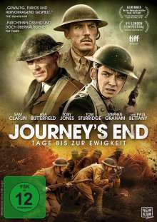 Journey's End, DVD