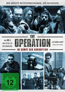 The Operation, DVD