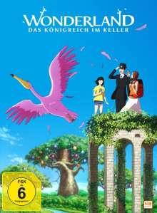Wonderland - Das Königreich im Keller, DVD