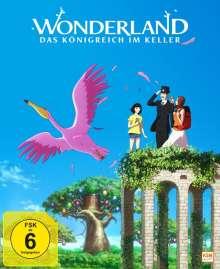 Wonderland - Das Königreich im Keller (Blu-ray), Blu-ray Disc