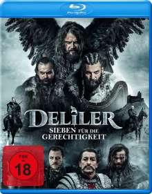 Deliler (Blu-ray), Blu-ray Disc