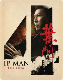 Ip Man 4: The Finale (Blu-ray im Steelbook), Blu-ray Disc