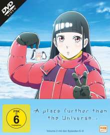 A place further than the Universe Vol. 2, DVD