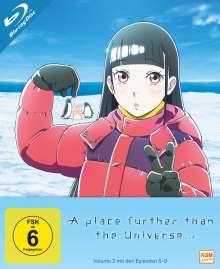 A place further than the Universe Vol. 2 (Blu-ray), Blu-ray Disc