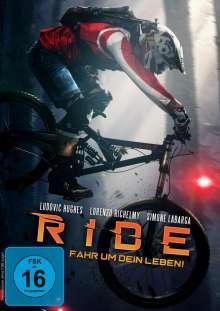 Ride - Fahr um dein Leben, DVD