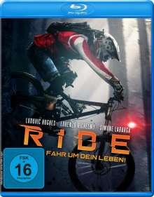 Ride - Fahr um dein Leben (Blu-ray), Blu-ray Disc