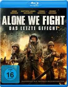 Alone We Fight (Blu-ray), Blu-ray Disc