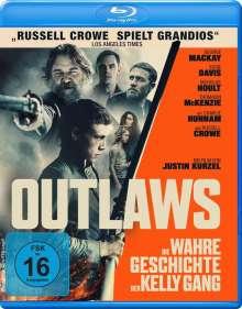 Outlaws - Die wahre Geschichte der Kelly Gang (Blu-ray), Blu-ray Disc