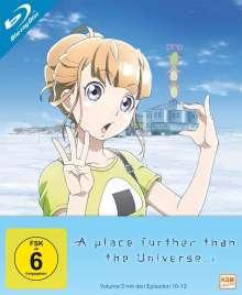 A place further than the Universe Vol. 3 (Blu-ray), Blu-ray Disc
