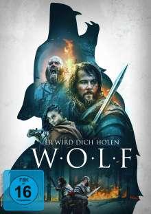 Wolf - Er wird dich holen, DVD
