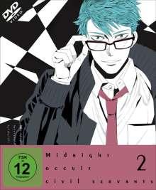 Midnight Occult Civil Servants Vol. 2, DVD