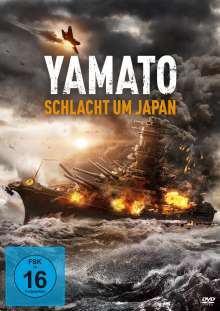 Yamato - Schlacht um Japan, DVD