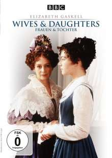 Wives and Daughters (1999) (Komplette Miniserie), 3 DVDs