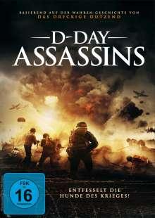 D-Day Assassins, DVD
